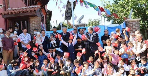 Irak Türkmenleri'nin çocukları için toplu sünnet töreni düzenlendi