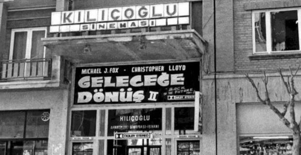 Kılıçoğlu Sineması, 1959 yılında hizmete girdi