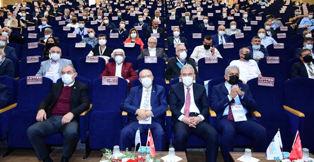OSB olağan genel kurul toplantısı yapıldı