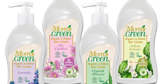 Sağlık İçin Ön Planda Olan Yeşil Anne!