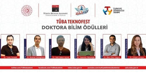 Anadolu Üniversitesi öğrencisine birincilik ödülü