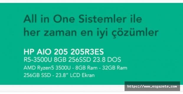 Ucuz All İn One PC Fiyatları İle Birlikte Webudaa'da Sizlerle!