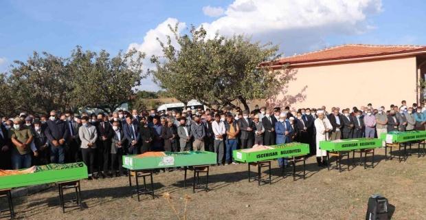 5 öğrencinin öldüğü kazada yaralı öğrencilerin tedavileri devam ediyor