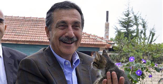Ataç'tan hayvan hakları koruma günü mesajı