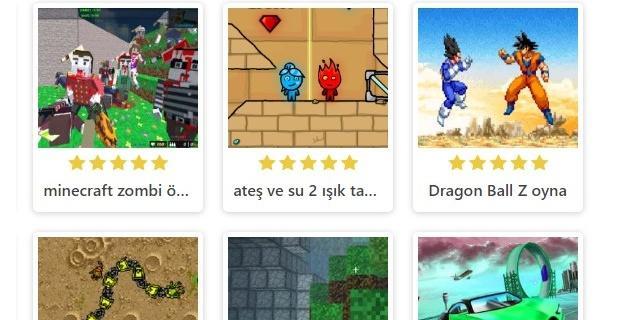 En Sevilen Oyunlar Oynaxoyun Sitesinde Bedava Şekilde Sizlerle!