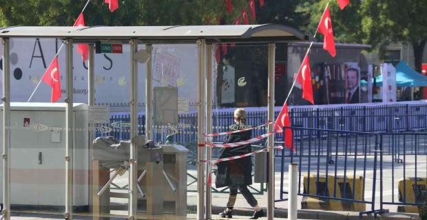 Eskişehir, Cumhurbaşkanı Erdoğan'ı bekliyor