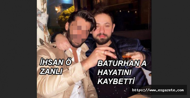 Eskişehir'de arkadaş cinayeti