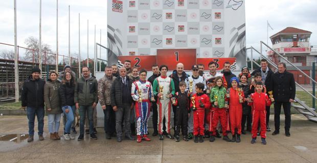 Frigyaspor'un yarışına Sürmeli sponsor oldu