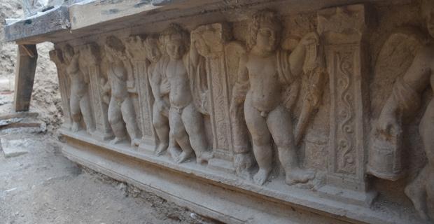 İznik'te arkeologları şok eden büyük keşif