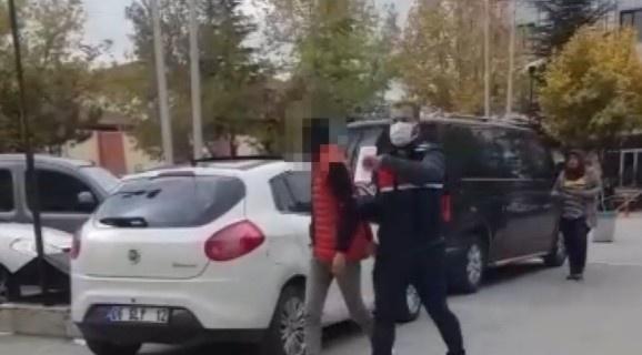 Kütahya'dan çalınan motosiklet Afyonkarahisar'da ele geçirildi