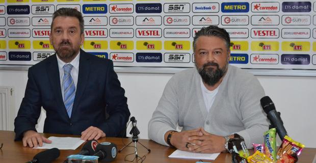 Osman Taş alacaklarını kulübe bağışladı