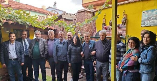 SEYDER'in yeni başkanı Sami Türkmen oldu