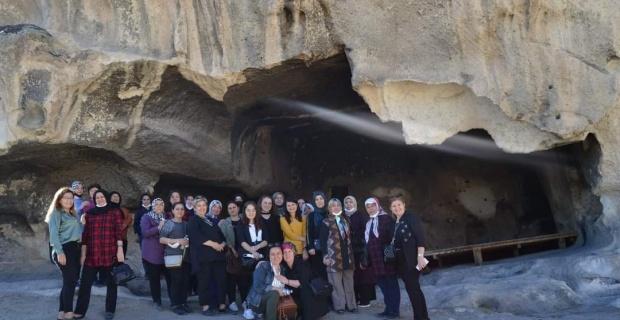 Şuhut Kadın Kültür Evi'nden Frigya gezisi