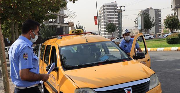 Ticari taksi şoförleri için yasaklar geldi