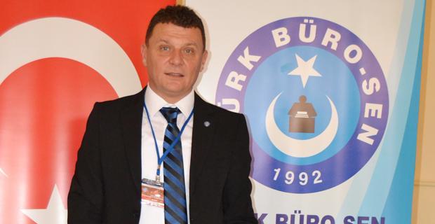 Türk Büro Sen'de Alp Arslan ile yola devam