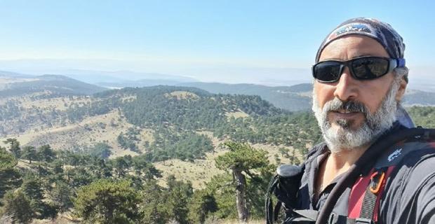 Türkmen Dağı'nın zirvesine çıktı