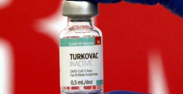 Yerli Covid-19 aşısı Turkovac'da önemli gelişme