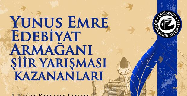 Yunus Emre Şiir Yarışması Sonuçları Açıklandı