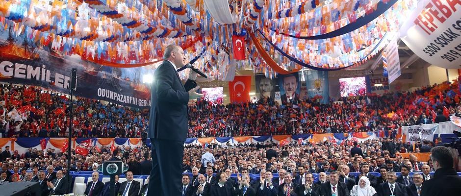 AK Parti kongresinin görüntülü analizi