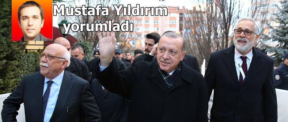 Erdoğan'ın gelişi, 2019'un ayak sesleri...
