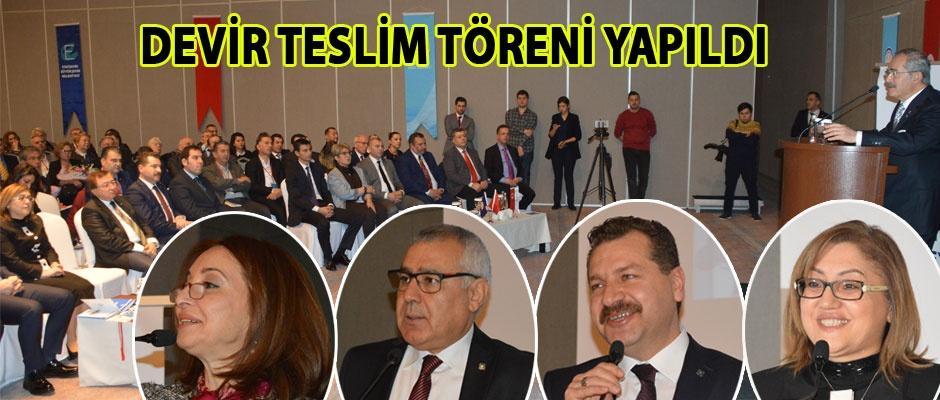Türkiye Kent Konseyleri Başkanlığı Eskişehir'de