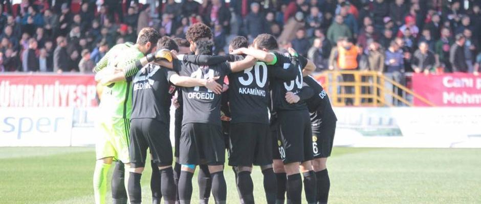 Eskişehirspor'dan kritik galibiyet