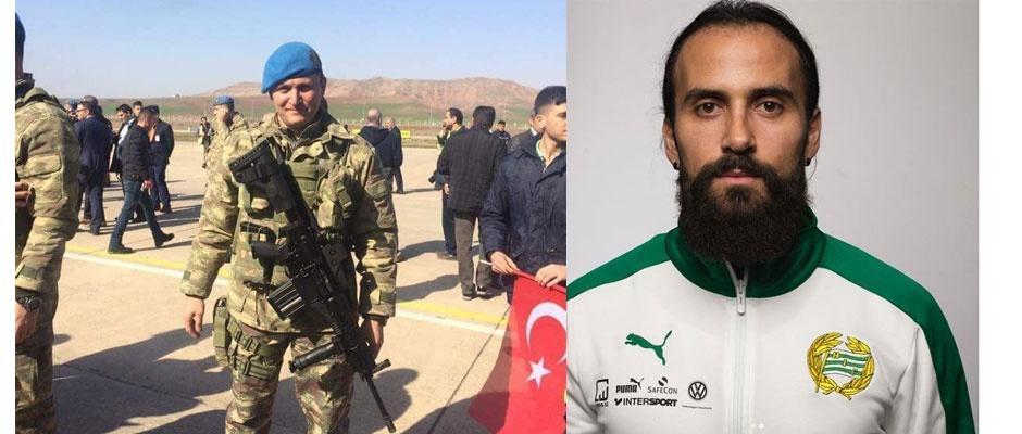 Erkan Zengin, Afrin şehidinin vasiyetini yerine getirecek