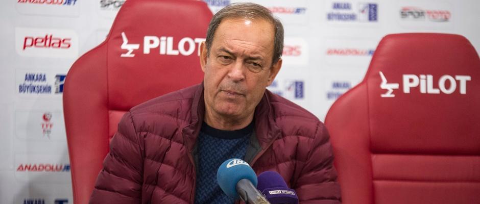 """İldiz: """"Eskişehirspor ligi hak ettiği yerde bitirecek"""""""