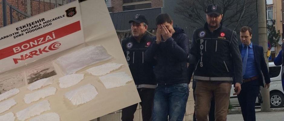Narkotik Şube sokak satıcılarına göz açtırmıyor