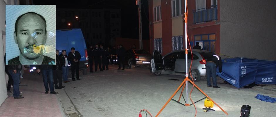 Eskişehir'de silahlı saldırı: 1 ölü