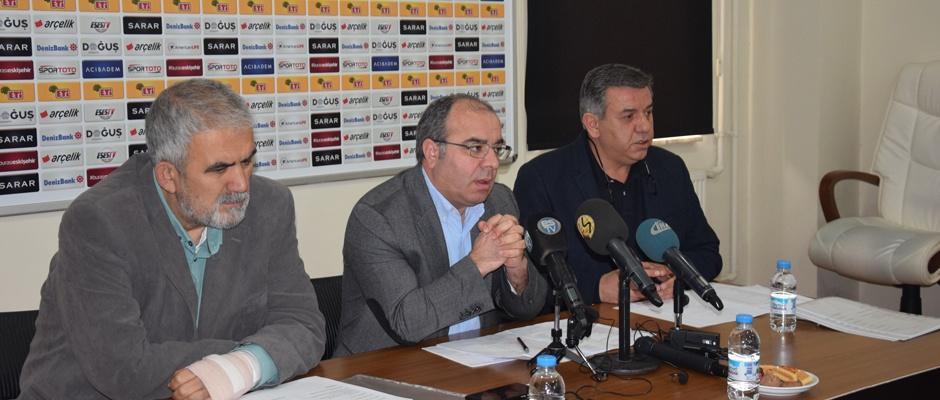 Eskişehirspor'da  yaşanan son gelişmeler
