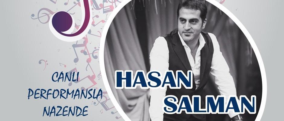 Nazende Restauranta Hasan Salman'dan canlı performans