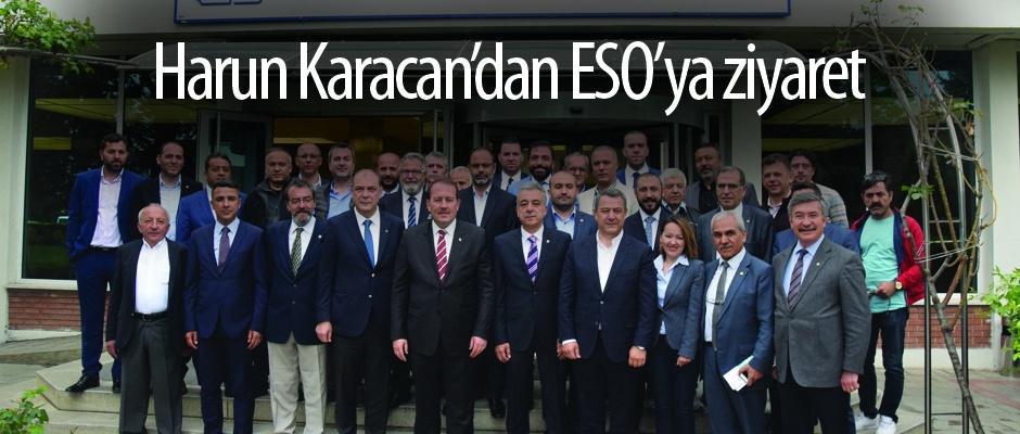 Karacan sanayicinin 18 yıllık sorununu çözdü