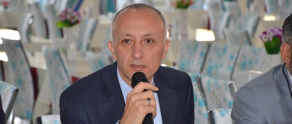 Ali Mumcu istifa etti