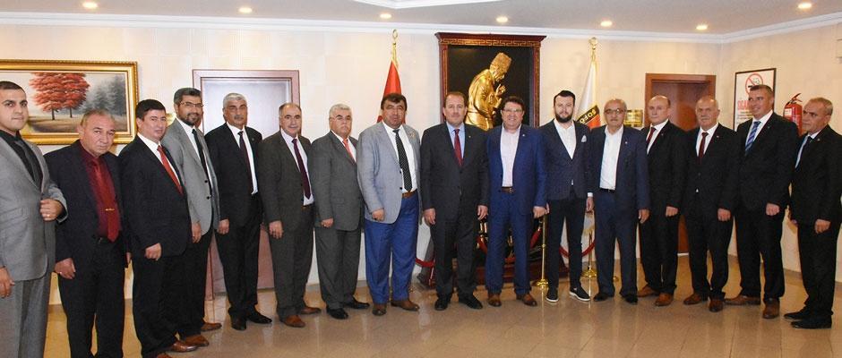 Karacan, Seçim Startını Verdi
