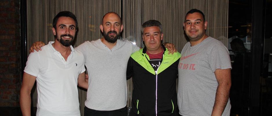 Selkaspor teknik ekibiyle yeni sezonda devam
