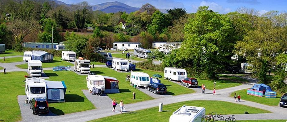 Kamp ve karavan turizminin merkezi olacak