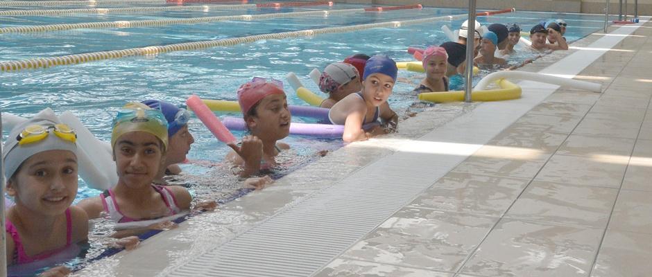 Yüzmeyen çocuk kalmayacak