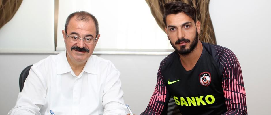 Eskişehirspor'un elinden kaçırdığı Günay imzayı attı