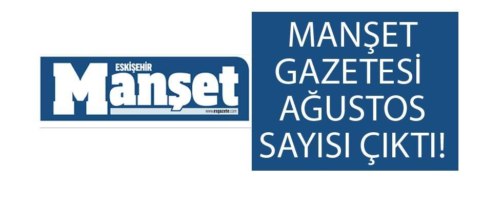 Manşet Gazetesi yeni sayısı okuyucuları ile buluştu