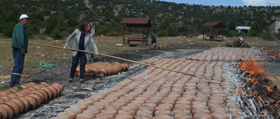 Günay Malıç'ı Köy Köy Gezdi