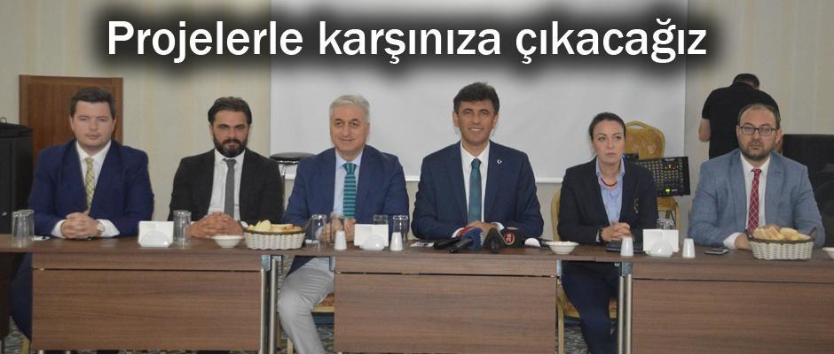 Eskişehir'i 2019'da AK Belediyecilikle tanıştıracağız