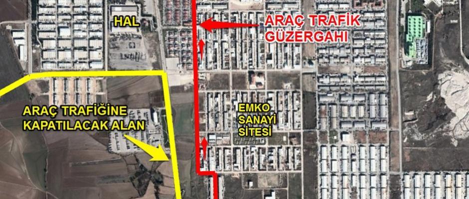 Selami Vardar Bulvarı Trafiğe Kapatılıyor