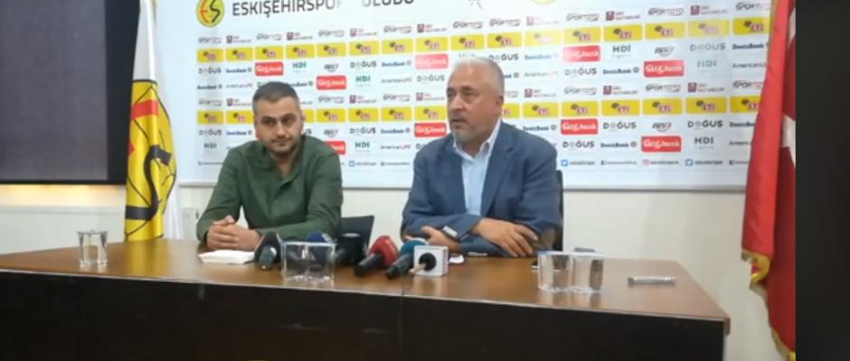 Eskişehirspor yönetiminden önemli açıklamalar
