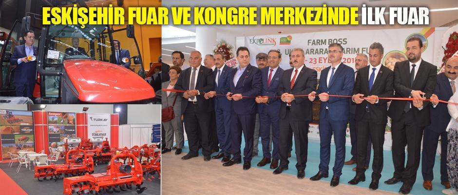 8. Uluslararası Tarım Fuarı başladı