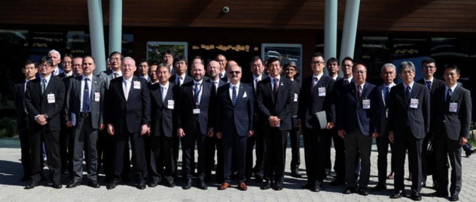 Japon İş Adamları Eskişehir'de