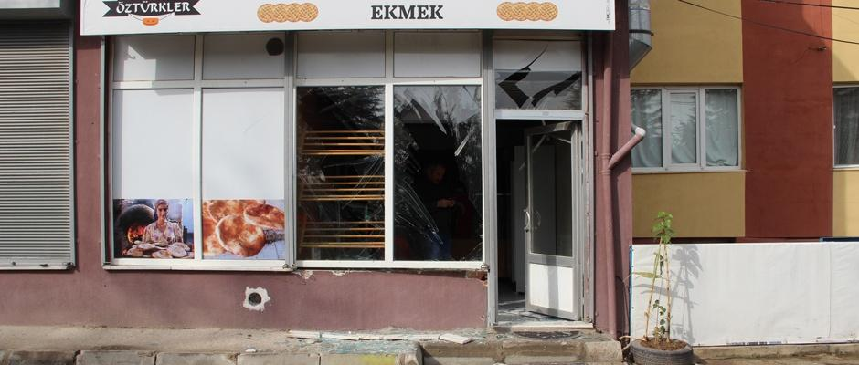 Eskişehir'de patlama: 1 yaralı