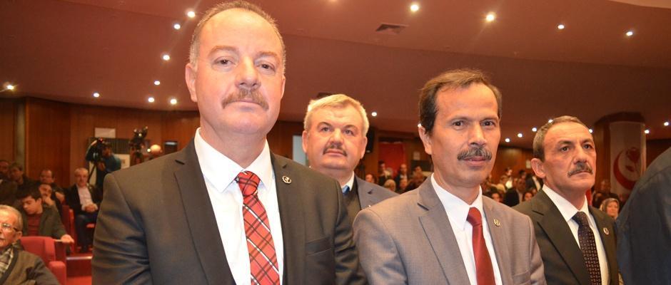 BBP İl Başkanı Şaban Bozbal oldu