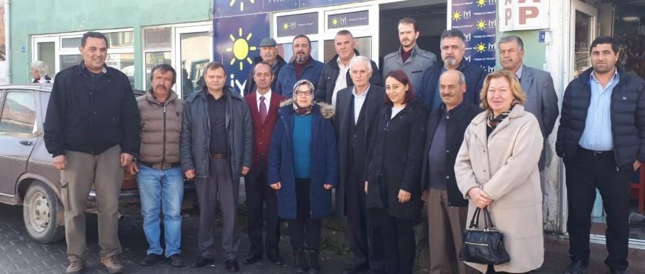 Milletvekili Kabukçuoğlu ziyaretlerini sürdürüyor