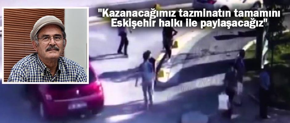 Büyükerşen'e saldırı davasında karar verildi